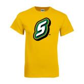 Gold T Shirt-S
