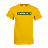 Gold T Shirt-Southeastern