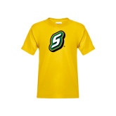 Youth Gold T Shirt-S
