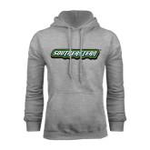 Grey Fleece Hoodie-Southeastern