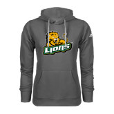 Adidas Climawarm Charcoal Team Issue Hoodie-Lions w/Lion