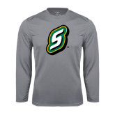 Syntrel Performance Steel Longsleeve Shirt-S