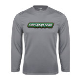 Syntrel Performance Steel Longsleeve Shirt-Southeastern