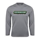 Performance Steel Longsleeve Shirt-Southeastern