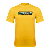 Syntrel Performance Gold Tee-Southeastern