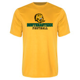 Syntrel Performance Gold Tee-Football