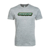 Next Level SoftStyle Heather Grey T Shirt-Southeastern