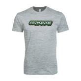 Next Level SoftStyle Heather Grey T Shirt-Southeastern