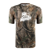 Realtree Camo T Shirt-Lions w/Lion
