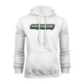 White Fleece Hoodie-Southeastern