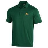 Under Armour Dark Green Performance Polo-Lions w/Lion