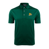 Dark Green Dry Mesh Polo-Lions w/Lion