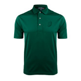 Dark Green Dry Mesh Polo-S