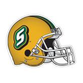 Football Helmet Magnet-S