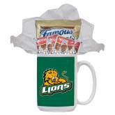 Cookies N Cocoa Gift Mug-Lions w/Lion