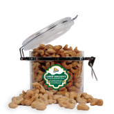 Cashew Indulgence Round Canister-Lions w/Lion