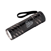 Astro Black Flashlight-Lions w/Lion Engraved