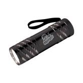 Astro Black Flashlight-Lions w/Lion Engraved