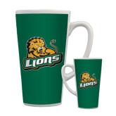 Full Color Latte Mug 17oz-Lions w/Lion