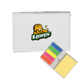 Micro Sticky Book-Lions w/Lion