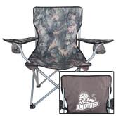 Hunt Valley Camo Captains Chair-Lions w/Lion