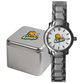 Mens Stainless Steel Fashion Watch-Lions w/Lion