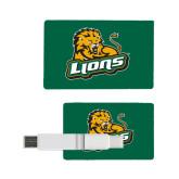 Card USB Drive 4GB-Lions w/Lion
