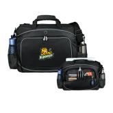 Hive Checkpoint Friendly Black Compu Case-Lions w/Lion