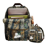 Heritage Supply Camo Computer Backpack-Lions w/Lion