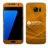 Comm College Samsung Galaxy S7 Skin-Primary Mark