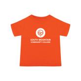 Toddler Orange T Shirt-Stacked