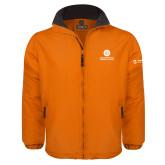 Orange Survivor Jacket-Stacked
