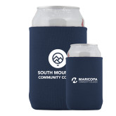 Collapsible Navy Can Holder-Stacked