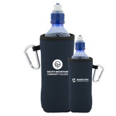 Collapsible Navy Bottle Holder-Stacked