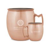 Copper Mug 16oz-Stacked  Engraved