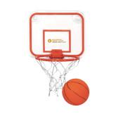 Comm College Mini Basketball & Hoop Set-Primary Mark