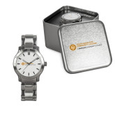 Comm College Ladies Stainless Steel Fashion Watch-Primary Mark