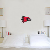 1 ft x 1 ft Fan WallSkinz-Redhawk Head