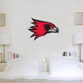 3 ft x 3 ft Fan WallSkinz-Redhawk Head