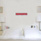 1 ft x 3 ft Fan WallSkinz-Redhawks