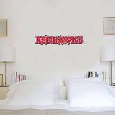 1.5 ft x 4 ft Fan WallSkinz-Redhawks