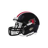 Bookstore Riddell Replica Black Mini Helmet-Hawk Head