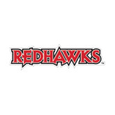 Medium Decal-Redhawks, 8 inches wide