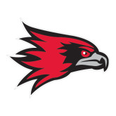 Large Decal-Redhawk Head, 12 inches wide