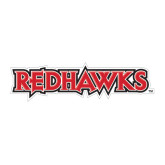 Large Decal-Redhawks, 12 inches wide