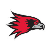Small Decal-Redhawk Head, 6 inches wide