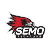 Bookstore Small Decal-SEMO Logo with Redhawks