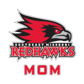 State Mom Decal-Official Logo, 6 inches wide