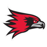 Extra Large Decal-Redhawk Head, 18 inches wide
