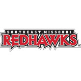 Bookstore Extra Large Decal-Southeast Missouri Redhawks, 18 inches wide